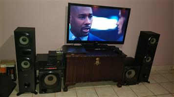 Sony 6.2 Home Theatre system