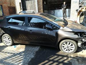 KI017 KIA CERATO 1.6 2014 (G4FG) - *NOW STRIPPING FOR SPARES*