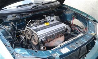 1996 Opel Corsa 1.4 Comfort