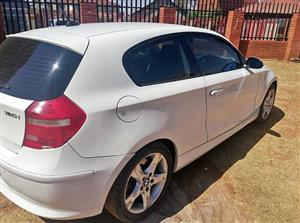 2007 BMW 1 Series 120i 3 door auto