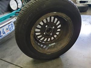 13 Inch 4/100 - Old School Wheels (Set) - R3,900