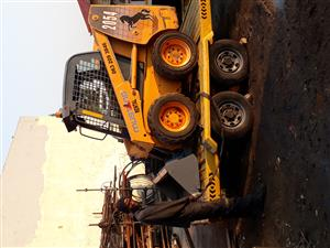 2 bobcats to swap for volvour truck