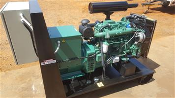 Brand new FAW 30 KVA diesel generator with ATS starting from R74 999