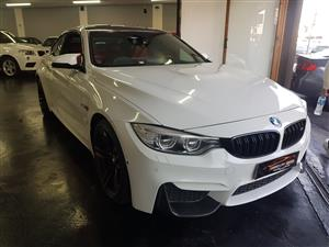 2014 BMW M4 coupe M4 CS COUPE M DCT