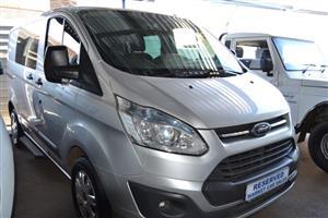 2015 Ford Transit Custom Kombi Van SWB TRANSIT CUSTOM KOMBI 2.2TDCi AMB LWB F/C P/V