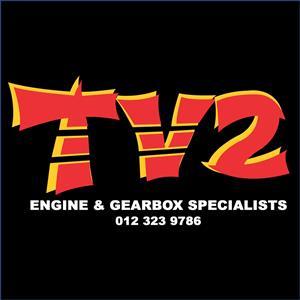 LAND ROVER- 2010 2.7 V6 DIESEL T (ENGINE)