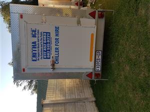 Mobile Fridge/Freezer for sale