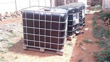 1000L Flow bins