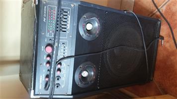 Dixon SDJ1002A amp