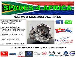 2007 Mazda 3 Mazda 1.6 Original