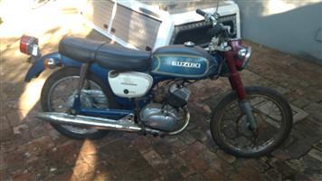 1973 Suzuki AX100