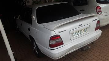 2001 Nissan 200 SX