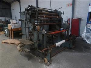 Titan Slitting machine - ON AUCTION