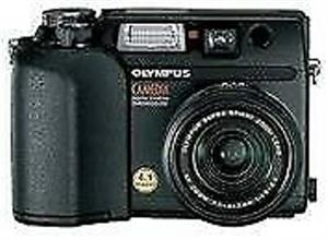 Olympus CAMEDIA C-4040 4.1MP Digital Camera