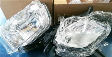 Headlights and Fog light