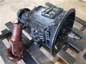 Isuzu 6 Speed truck Gearbox Transmission