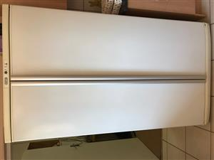 Defy double door frige/ freezer
