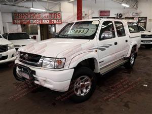 2002 Toyota Raider