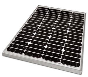 120W 12V Monocrystalline Solar