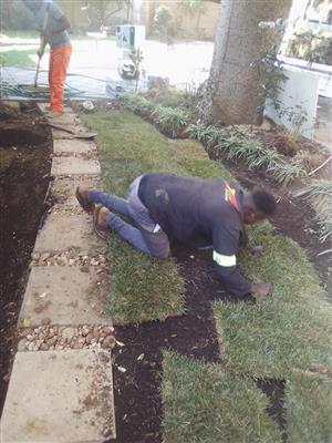 Best quality instant lawn supplied and installed all types. Compost, Lawn dressing, Topsoil.