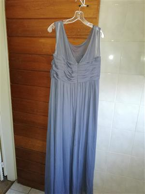 Aandrok, evening or fairwell dress