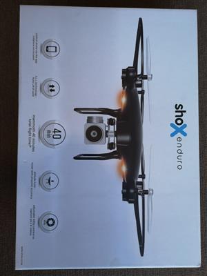 Shox Enduro Drone plus lots of new spares