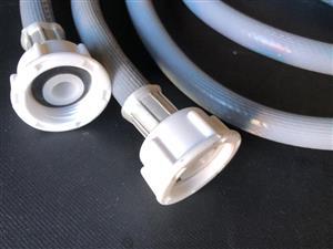 3m Washing machine water connecting hose/pipe