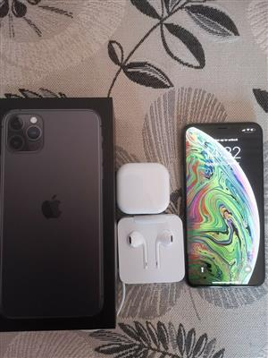 Apple iPhone 11 Pro Max 256GB Space Grey (Unlocked)