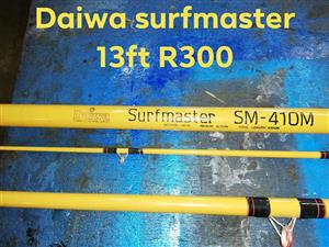 Daiwa Surf master rod