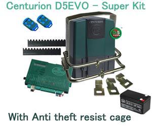 Centurion d5 evo gate motor complete kit