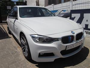 2012 BMW 3 Series 316i auto