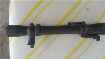 Antique Scope for 303 Lee-Enfield for sale