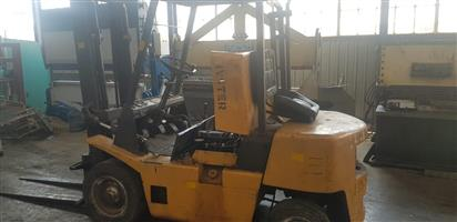 Hyster Forklift 2.5ton