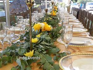 Decor Events Catering & Furniture rentals