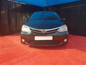2014 Toyota Etios hatch 1.5 Sprint
