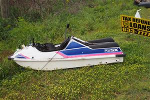 Looking for old jet ski running or non runner