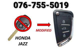 Honda Jazz Key SPARE