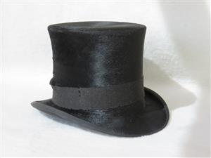 Antique Top Hat - 1880's