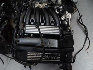 BMW E90 320i 2.0 N46B20 ENGINE