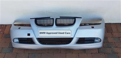BMW E90 Exclusive Front Bumper