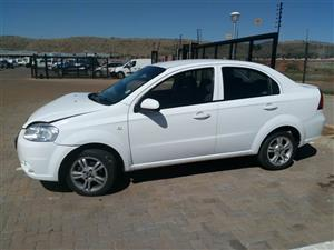 2015 CHEVROLET AVEO STRIPPING FOR SPARES