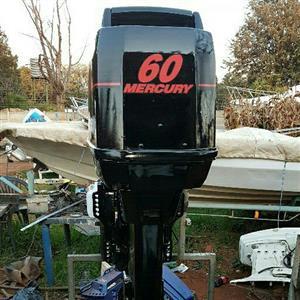 Mercury Bigfoot 60hp