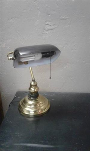 Lawyer's lamp for sale