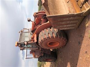 2010 Hitachi ZW310 Loader