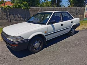 2001 Toyota Corolla 1.6 Advanced auto
