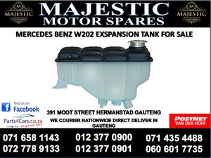 Mercedes benz W202 expansion tank for sale