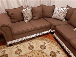 3 piece lounge corner unit.