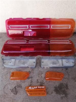 Datsun 260C light lenses