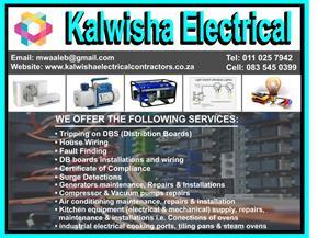 KALWISHA ELECTRICAL