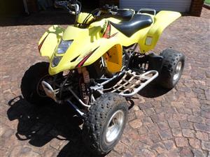 2004 Suzuki LTZ 400cc.